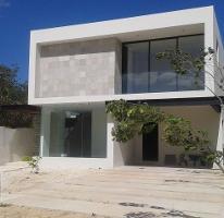 Foto de casa en condominio en venta en cerezos , cholul, mérida, yucatán, 0 No. 01