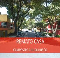 Foto de casa en venta en cerro del chapulín 62, campestre churubusco, coyoacán, distrito federal, 0 No. 01