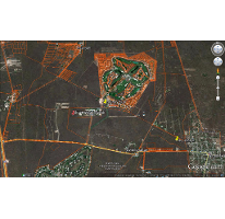 Foto de terreno habitacional en venta en, chablekal, mérida, yucatán, 1102071 no 01