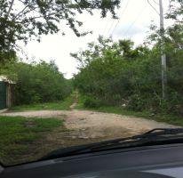 Foto de terreno habitacional en venta en, chablekal, mérida, yucatán, 1178535 no 01