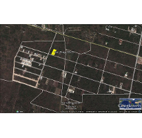 Foto de terreno habitacional en venta en, chablekal, mérida, yucatán, 1908421 no 01