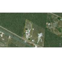 Foto de terreno habitacional en venta en, chablekal, mérida, yucatán, 2055148 no 01