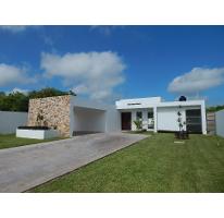 Foto de casa en condominio en venta en, chablekal, mérida, yucatán, 2062478 no 01