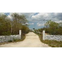 Foto de terreno habitacional en venta en  , chablekal, mérida, yucatán, 2145750 No. 01