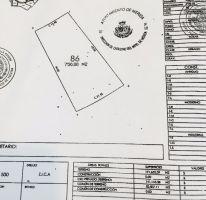 Foto de terreno habitacional en venta en, chablekal, mérida, yucatán, 2162516 no 01