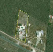 Foto de terreno habitacional en venta en  , chablekal, mérida, yucatán, 2270381 No. 01