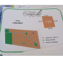 Foto de terreno habitacional en venta en, chablekal, mérida, yucatán, 2349988 no 01