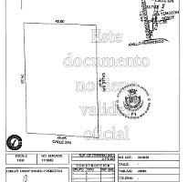 Foto de terreno habitacional en venta en  , chablekal, mérida, yucatán, 2592331 No. 01