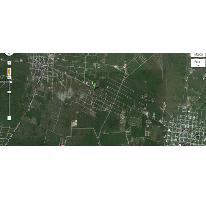 Foto de terreno habitacional en venta en  , chablekal, mérida, yucatán, 2615442 No. 01