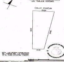 Foto de terreno habitacional en venta en  , chablekal, mérida, yucatán, 3076185 No. 01
