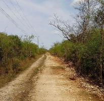 Foto de terreno habitacional en venta en  , chablekal, mérida, yucatán, 3606286 No. 01