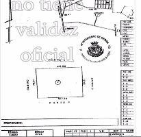 Foto de terreno habitacional en venta en  , chablekal, mérida, yucatán, 3672627 No. 01