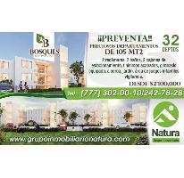 Foto de departamento en venta en  , chapultepec, cuernavaca, morelos, 2912602 No. 01