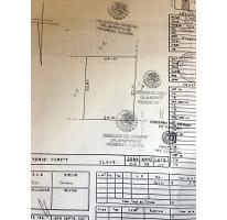 Foto de terreno habitacional en venta en  , chelem, progreso, yucatán, 2596510 No. 01