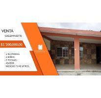 Foto de casa en venta en  , chelem, progreso, yucatán, 2883508 No. 01