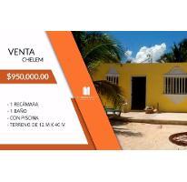 Foto de casa en venta en  , chelem, progreso, yucatán, 2912991 No. 01