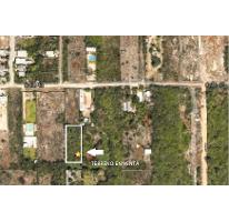Foto de terreno habitacional en venta en  , chichi suárez, mérida, yucatán, 1055407 No. 01
