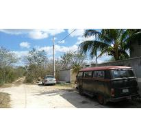 Foto de terreno habitacional en venta en, chichi suárez, mérida, yucatán, 1645264 no 01