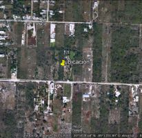 Foto de terreno habitacional en venta en, chichi suárez, mérida, yucatán, 1780734 no 01