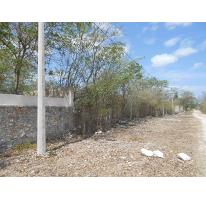 Foto de terreno habitacional en venta en, chichi suárez, mérida, yucatán, 1951118 no 01