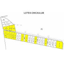 Foto de terreno habitacional en venta en  , chicxulub, chicxulub pueblo, yucatán, 1194047 No. 01