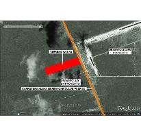 Foto de terreno habitacional en venta en  , chicxulub, chicxulub pueblo, yucatán, 1694322 No. 01