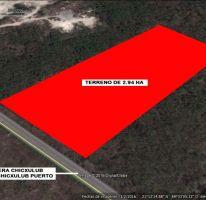 Foto de terreno habitacional en venta en, chicxulub, chicxulub pueblo, yucatán, 1737070 no 01