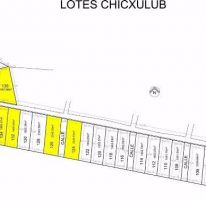 Foto de terreno habitacional en venta en, chicxulub, chicxulub pueblo, yucatán, 1939262 no 01