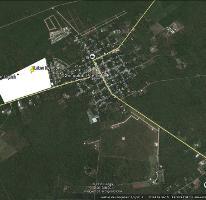Foto de terreno habitacional en venta en, chicxulub, chicxulub pueblo, yucatán, 2167610 no 01