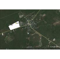 Foto de terreno habitacional en venta en  , chicxulub, chicxulub pueblo, yucatán, 2167610 No. 01