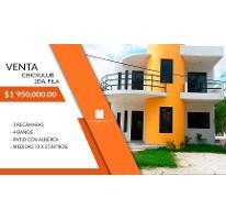 Foto de casa en venta en  , chicxulub, chicxulub pueblo, yucatán, 2858136 No. 01