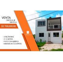 Foto de casa en venta en  , chicxulub, chicxulub pueblo, yucatán, 2858407 No. 01