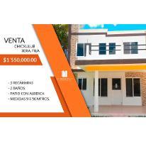 Foto de casa en venta en  , chicxulub, chicxulub pueblo, yucatán, 2858773 No. 01