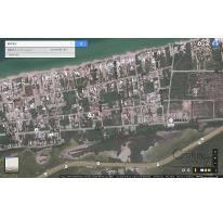 Foto de terreno habitacional en venta en  , chicxulub puerto, progreso, yucatán, 1719340 No. 01
