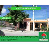 Foto de casa en venta en, chicxulub puerto, progreso, yucatán, 2350140 no 01
