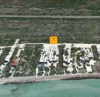 Foto de terreno habitacional en venta en  , chicxulub puerto, progreso, yucatán, 3927709 No. 01
