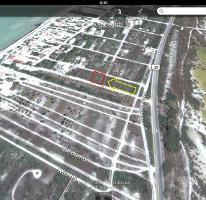Foto de terreno habitacional en venta en  , chicxulub puerto, progreso, yucatán, 937791 No. 01