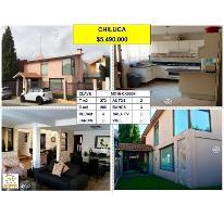 Foto de casa en venta en  , chiluca, atizapán de zaragoza, méxico, 2820734 No. 01