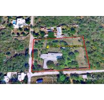 Foto de terreno habitacional en venta en, cholul, mérida, yucatán, 1071149 no 01