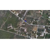 Foto de terreno habitacional en venta en, cholul, mérida, yucatán, 1074887 no 01