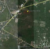 Foto de terreno habitacional en venta en, cholul, mérida, yucatán, 1089337 no 01