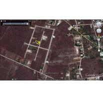 Foto de terreno habitacional en venta en  , cholul, mérida, yucatán, 1166365 No. 01