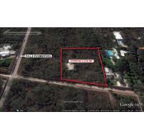 Foto de terreno habitacional en venta en  , cholul, mérida, yucatán, 1176223 No. 01