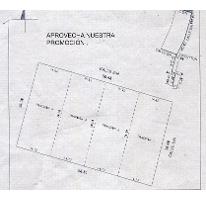 Foto de terreno habitacional en venta en, cholul, mérida, yucatán, 2004374 no 01