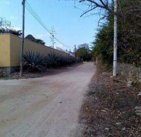 Foto de terreno habitacional en venta en, cholul, mérida, yucatán, 2018909 no 01