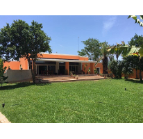Foto de casa en venta en  , cholul, mérida, yucatán, 2053536 No. 01