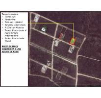 Foto de terreno habitacional en venta en  , cholul, mérida, yucatán, 2262784 No. 01