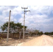 Foto de terreno habitacional en venta en  , cholul, mérida, yucatán, 2263339 No. 01