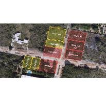 Foto de terreno comercial en venta en  , cholul, mérida, yucatán, 2298228 No. 01