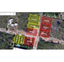 Foto de terreno habitacional en venta en  , cholul, mérida, yucatán, 2302303 No. 01